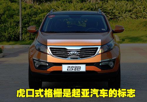 起亚SUV 智跑将推8款车型 详细配置曝光高清图片